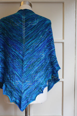 Leila Shawl Pattern