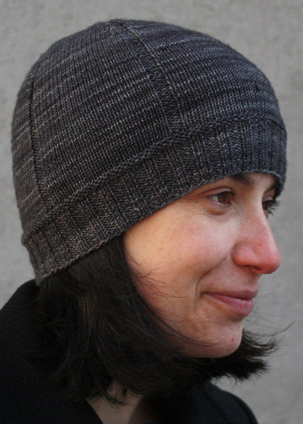 Runner's Watchcap Hat Knitting Pattern
