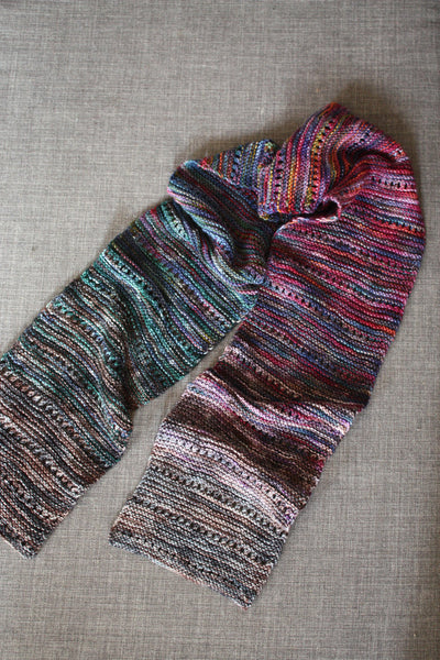 Loreley Scarf Knitting Pattern