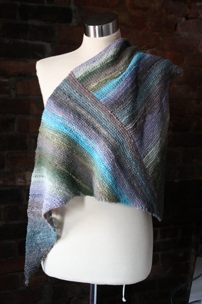 Chaya Shawl Knitting Pattern