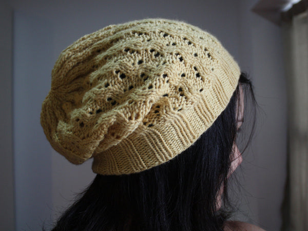Eldridge Hat Knitting Pattern