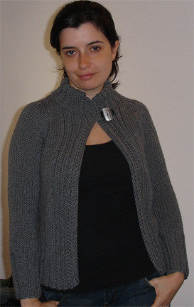 Weekend Cardigan Knitting Pattern