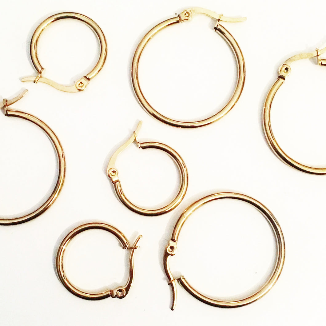 Goldn Hoops
