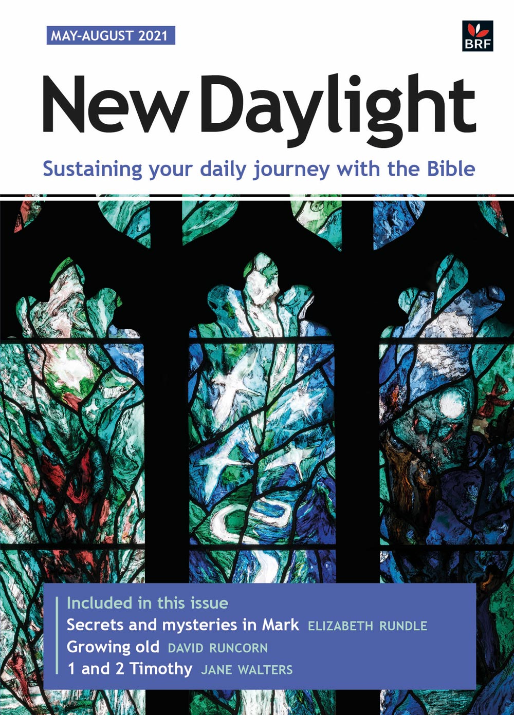 New Daylight May-August 2021