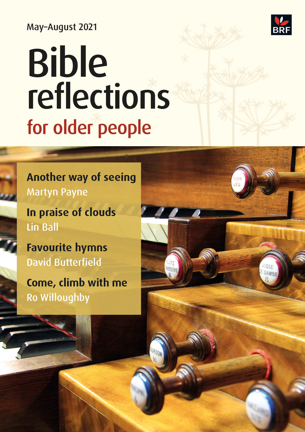 Bible Reflections for Older People May–August 2021