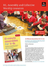 Barnabas in Schools Catalogue