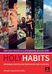Holy Habits information leaflet
