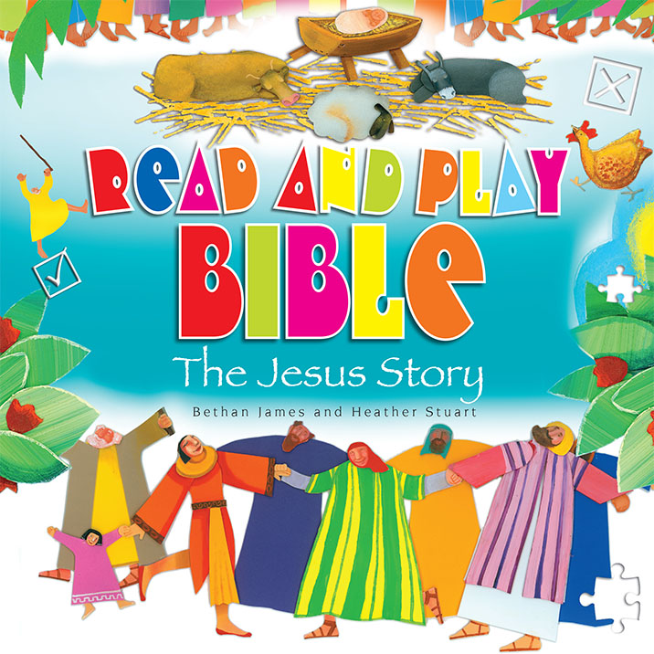 Read and Play Bible: The Jesus Story