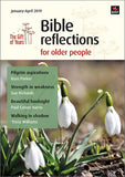 Bible Reflections for Older People January-April 2019