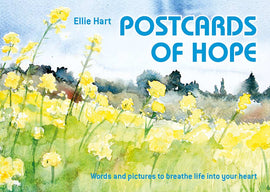 Postcards of Hope: Words and pictures to breathe life into your heart