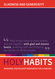 Holy Habits Gladness and Generosity Pack