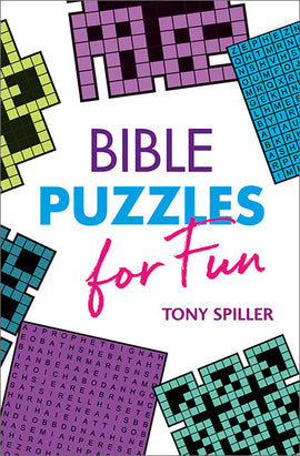 Bible Puzzles for Fun