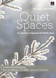 Quiet Spaces January-April 2019: A creative response to God's love