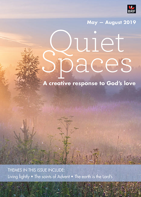 Quiet Spaces May-August 2019: A creative response to God's love