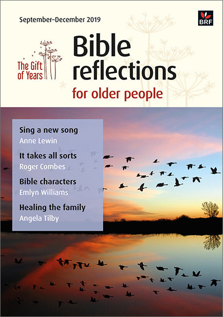 Bible Reflections for Older People September-December 2019