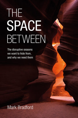 The Space Between: The liminal seasons of life we all want to run away from, and why they are the most important