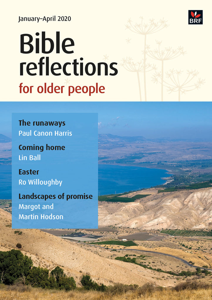 Bible Reflections for Older People January-April 2020