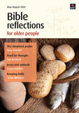 Bible Reflections for Older People May-August 2020 package