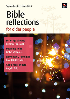 Bible Reflections for Older People September-December 2020