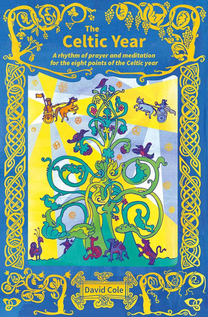 The Celtic Year: A rhythm of prayer and meditation for the eight points of the Celtic year