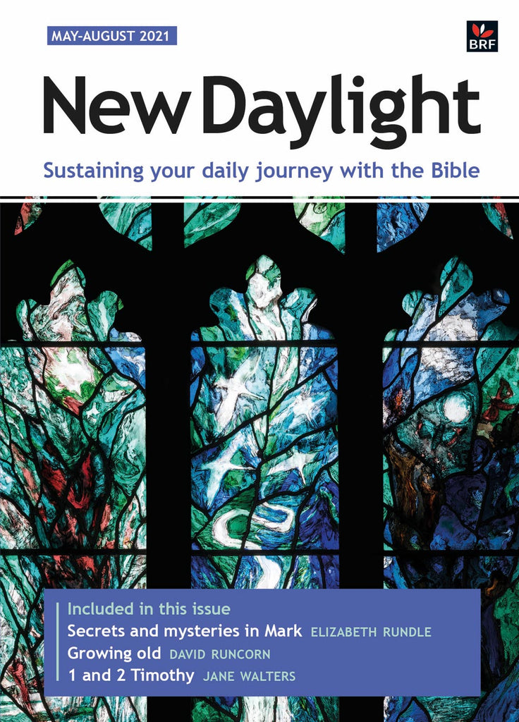 New Daylight May-August 2021: Sustaining your daily journey with the Bible