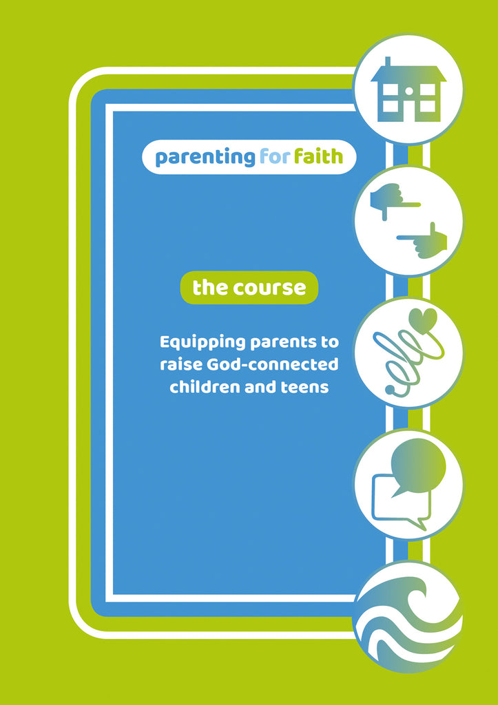 Parenting for Faith: The Course - DVD