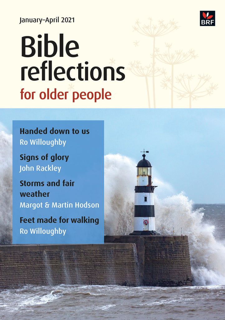 Bible Reflections for Older People January-April 2021