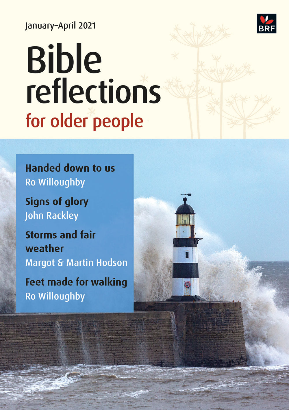 Bible Reflections for Older People January–April 2021