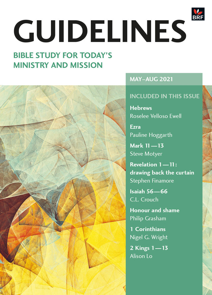 Guidelines May-August 2021: Bible study for today's ministry and mission