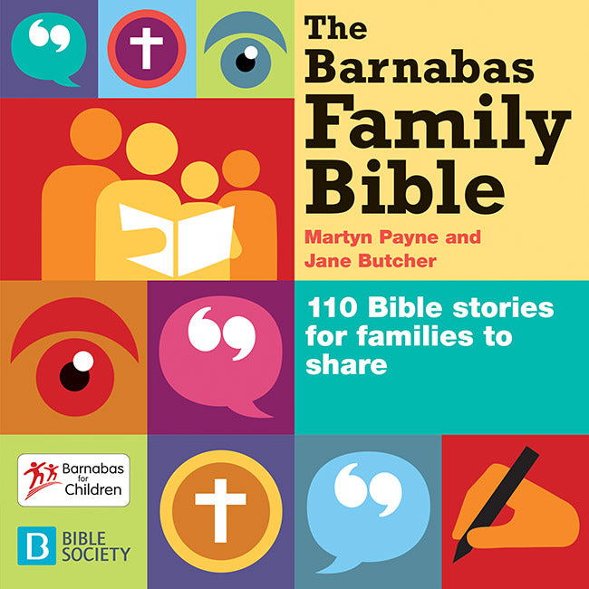 The Barnabas Family Bible