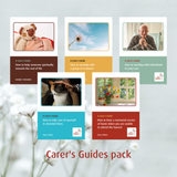 Anna Chaplaincy Carer's Guides pack