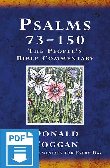 The People's Bible Commentary - Psalms 73-150: A Bible commentary for every day