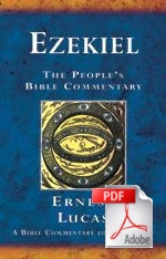 The People's Bible Commentary - Ezekiel: A Bible commentary for every day