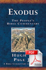 The People's Bible Commentary - Exodus: A Bible commentary for every day