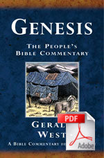 The People's Bible Commentary - Genesis: A Bible commentary for every day