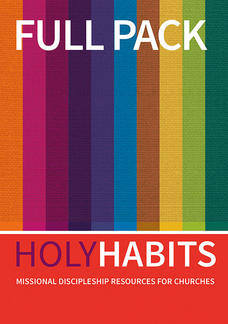 Holy Habits Full Course Pack