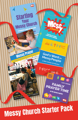 Messy Church Starter Pack