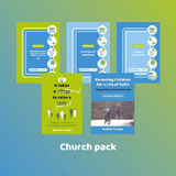 Parenting for Faith Course Church Pack