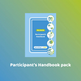 Parenting for Faith Course Participant's Handbooks