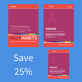 Holy Habits Prayer Pack