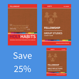 Holy Habits Fellowship Pack