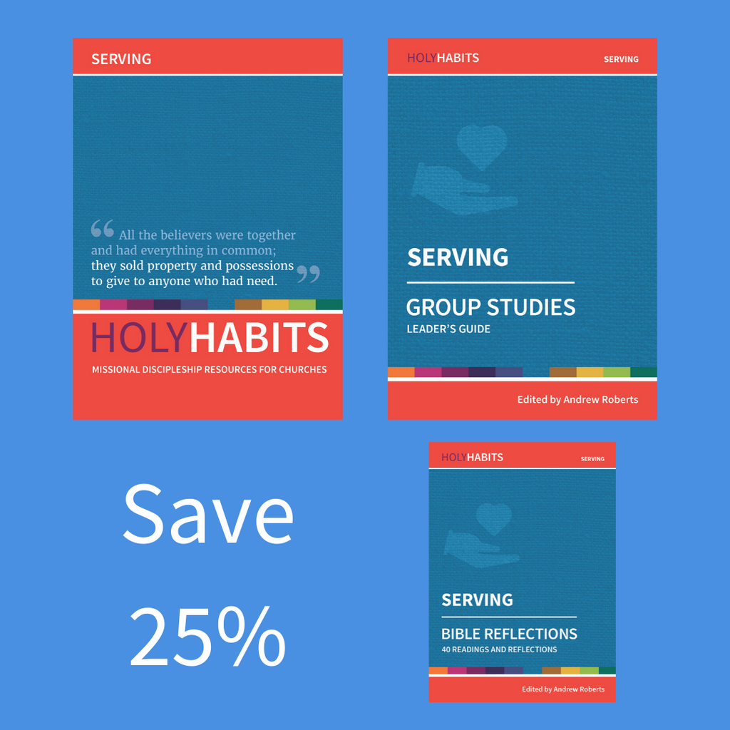 Holy Habits Serving Pack