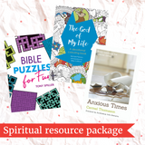 Spiritual resource package