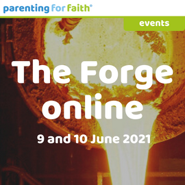The Forge Gathering online: 9 and 10 June 2021