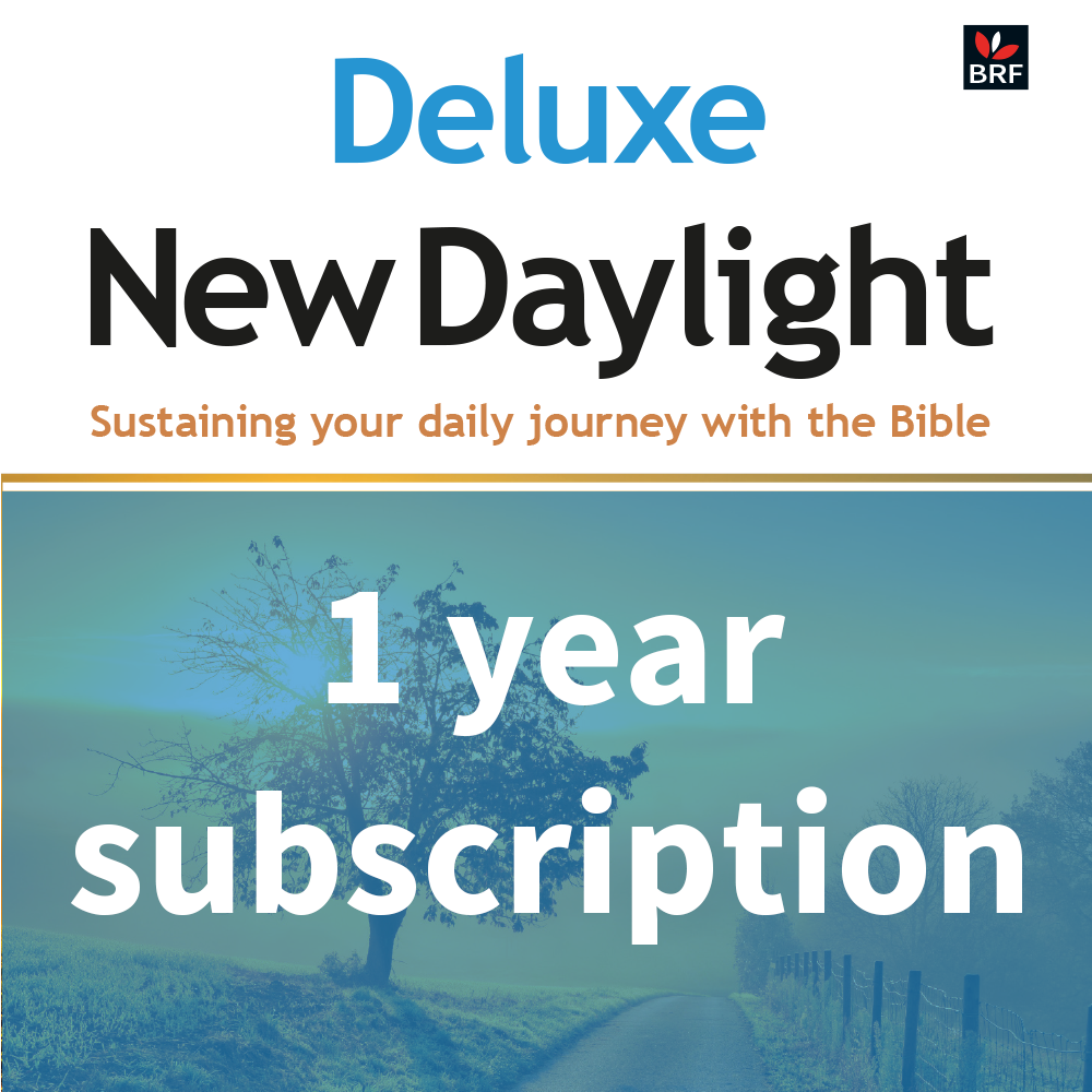 Subscribe to New Daylight Deluxe: Your daily Bible reading, comment and prayer