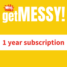 Subscribe to Get Messy! Session material, news, stories and inspiration for the Messy Church community