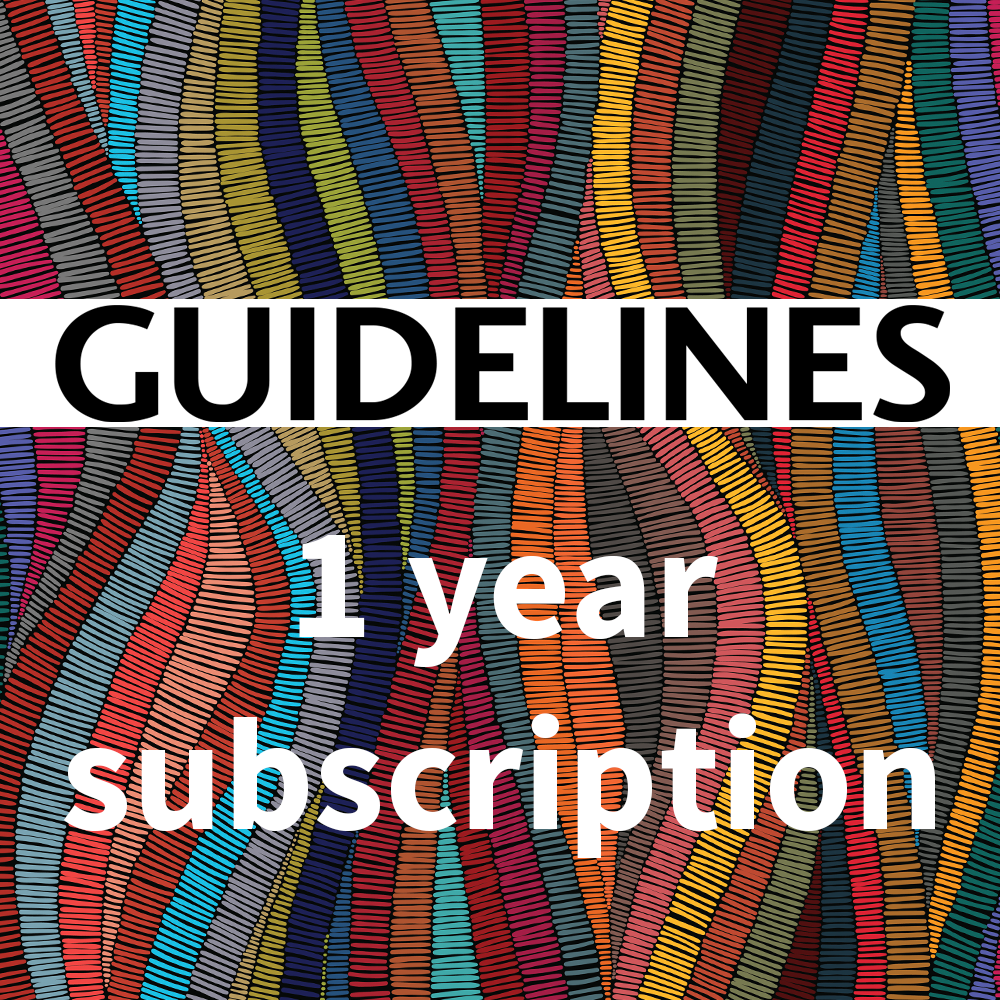 Subscribe to Guidelines: Bible study for today's ministry and mission