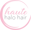 haute halo hair