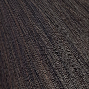 Halo Hair Extensions - Black/Brown #1B