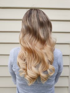 Halo Hair Extensions - Warm Blonde #22